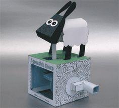 Agreeable Sheep #DIY