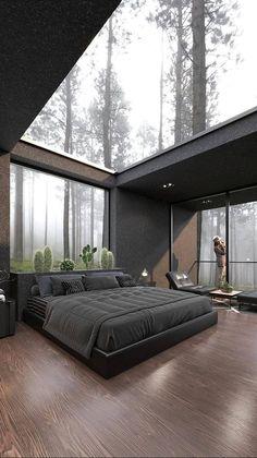 Villa Design, House Design, Home Building Design, Brick Building, Building A House, Loft Interior, Luxury Interior Design, Architect Magazine, Exclusive Homes