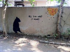 All You Need Is Honey - By Tyler in Mumbai, India