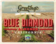 """Greetings From California Sweepstakes"" I live where the nuts come from... we like to shake the ""L"" outta them !!"