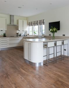Beautiful Kitchen Flooring English Oak Floor Design By Harvey Maria
