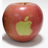 apple. apple.