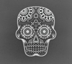 Designspiration — Flyer Design Goodness - day of the dead