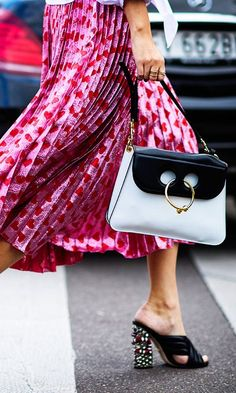 Although there are no sneak peeks yet, we can only predict this collection will be highly coveted by every fashion girl—and poised to take over your fall wardrobe...