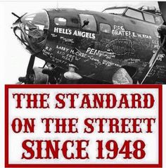 Support the Big Red Machine Always & Beyond,Local & Worldwide,they Paved the Way and Lead,they are the First and the  Real Deal,they are the Mighty Red and White Motorcycle Club,the Standard on the Streets since 1948!!