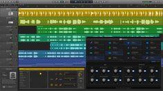 NAMM 2015: Logic Pro X 10.1 - Umfangreiches Update für Apples DAW - http://www.delamar.de/musiksoftware/logic-pro-x-10-1-26729/?utm_source=Pinterest&utm_medium=post-id%2B26729&utm_campaign=autopost
