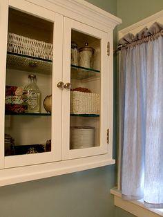 posei gets cozy-medicine cabinet over toilet