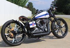 Super Tracker by Lighting Rod Motorcycles | Totally Rad Choppers