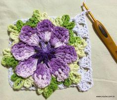 Tapete oval passo a passo - www.croche.com (16)