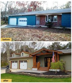 An fixer-upper is transformed into a warm inviting Craftsman-style home with tons of personality&; An fixer-upper is transformed into a warm inviting Craftsman-style home with tons of personality&; Nikolay nikolaysumin садовая An […] makeover