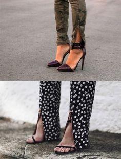 Love the top zipper pant!!!!