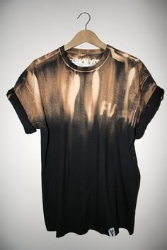 Fashion Victim - Acid Wash Tee