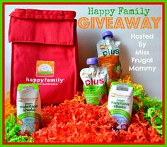 Happy Family Prize Pack Giveaway