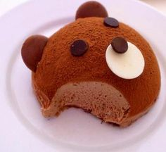 BEAR Chocolate Mousse