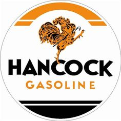 Hancock Gasoline, 18 x 18 Aged Style Large Aluminum Metal Sign, USA Made Vintage Style Retro Garage Art by HomeDecorGarageArt on Etsy Garage Art, Garage Signs, Style Retro, Vintage Style, Vintage Ads, Buick Grand National, Sign Materials, Vintage Metal Signs, Oil And Gas