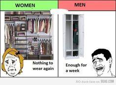 women's logic.