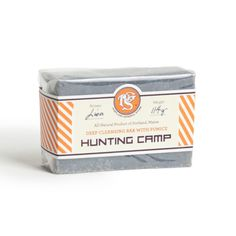 OwenAndFred.com: Hunting Camp Deep Cleansing Bar with Pumice, $13.00