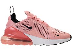 Buy and sell authentic Nike Air Max 270 Guava Ice (W) shoes and thousands of other Nike sneakers with price data and release dates. Air Force One Shoes, Air Force Ones, Nike Air Force, Nike Air Max Girls, Addidas Shirts, Sneakers Fashion, Sneakers Nike, Air Max 270, Birthday List