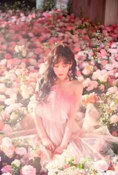 "TAEYEON's The 1st Album 'My Voice' Deluxe Edition has been released. ""Make Me Love You"" is a Pop R&B song that will warm up the spring season with TAEYEON's charming tone and soulful vocals."
