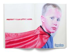 Coppertone: Protect Your Little Hero on Behance