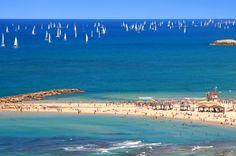 Gordon Beach—Tel Aviv, Israel