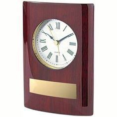 Matsuda Deluxe Stand-Up Clock