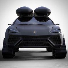 | Lamborghini Traxxx | Follow @lambowars  @lambowars @lambowars @lambowars Via • @Robevansdesign
