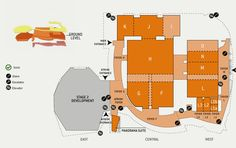 Capacities & Floorplans   Adelaide Convention Centre Entrance Foyer, Main Entrance, Expo Center, Convention Centre, Atrium, Layouts, Gaming, Floor Plans, How To Plan