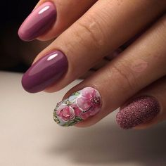 39 cute spring nail art designs to spruce up your next mani 18 Cute Spring Nails, Spring Nail Colors, Spring Nail Art, Summer Nails, Cute Nails, Nail Art Design Gallery, Best Nail Art Designs, Nail Designs Spring, Nail Polish Trends