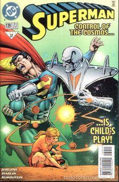 SUPERMAN #139, DC COMICS, 1.998, USA.