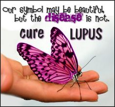 i want a cure for systemic lupus (as well as the 3 other forms of lupus).  this disease affects over 1.5 million americans and we are nowhere close to a cure in sight.  it would be wonderful if i didn't have to take a gazillion pills a day to be normal...