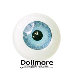 16mm full round acrylic doll eye #eye #doll #acrylic $8.00 #Lavender