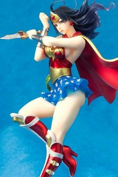 Kotobukiya Wonder Woman Armored Bishoujo