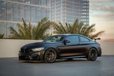 BMW M4 GTS Looks Great On Carbon-Graphite WheelsTuningCult