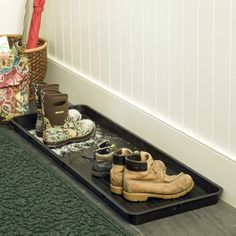 Large Boot Tray | Mudroom Supplies | Gardener's Supply
