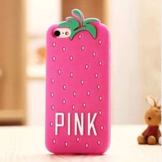 15950bf4a4 Buy Victoria's Secret PINK Pineapple iPhone Case Rose at cheap price - Cover  your precious iPhone with this Victoria's Secret PINK Pineapple iPhone Case.