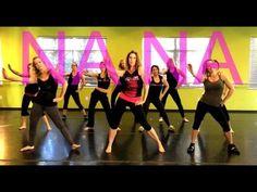 """Na Na"" By Trey Songz. DIVA DANCE FITNESS - YouTube"