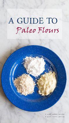 Guide to Paleo Flour