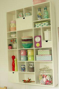 Regal Küche Ikea, Kitchen Shelves, Shelving, Bookcase, Room, Interior Ideas, Home Decor, Products, Refurbishment