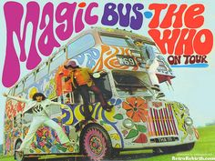The-Who-Magic-Bus-Classic-Rock-Music-Psychedelic-60s-Wallpaper by retrorebirth, via Flickr