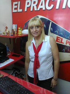Boletería El Práctico en San Miguel de Tucumán. Terminal de Ómnibus,  Av.Brígido Terán 250, Boletería 10. Tel: (0381) 4223934
