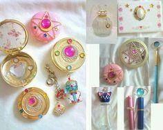 More DIY Sailor Moon items