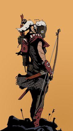 Ranger by DarkMechanic