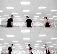 Scott ,Allison, Stiles