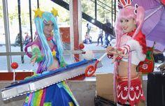 Sona Arcade and Perona