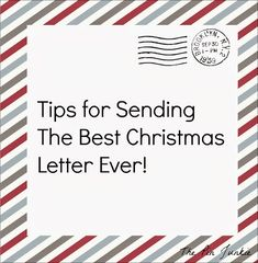 10 Christmas Letter Ideas Christmas Lettering Christmas Newsletter Christmas
