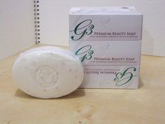 3-Pack Organo G3 Premium Beauty Soap with Ganoderma, Grapeseed oil & Glutathione #OrganoGold