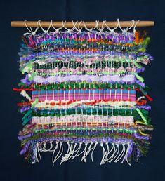 fiber tart: Incarcerated Women's Weaving