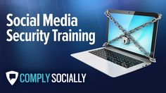 http://complysocially.com/online-social-media-policy-training/social-media-security/  Learn to protect yourself and your employer in this self-paced, online course that you can take right now.