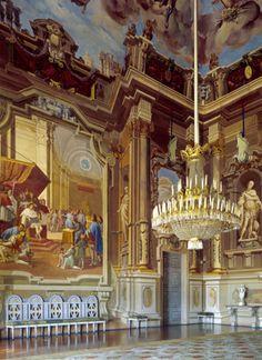 Salone da Ballo - Castello di Agliè (Piemonte - Italy)